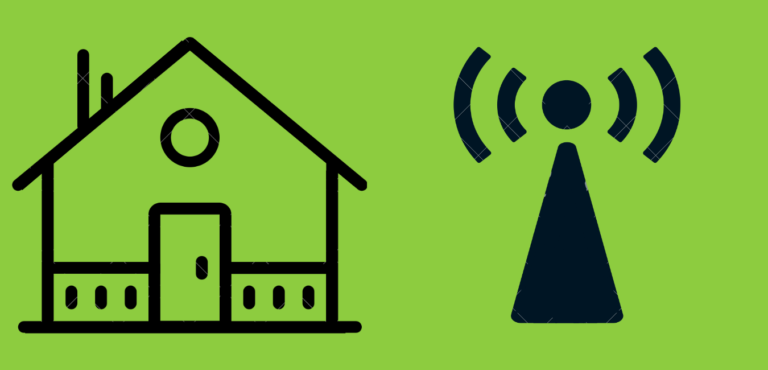 mobile signal booster for home