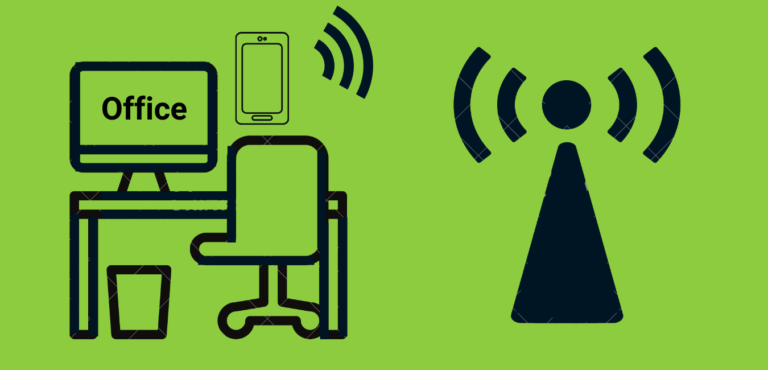 office mobile signal booster