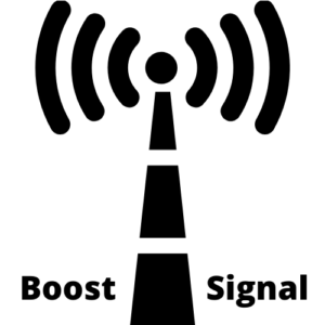 Boost Signal Logo